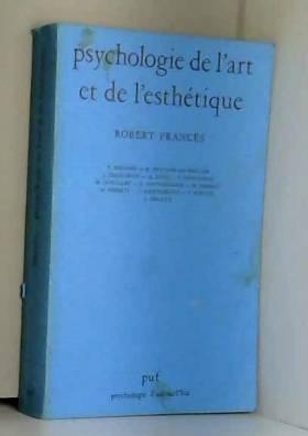 Psychologie de l'art et de...