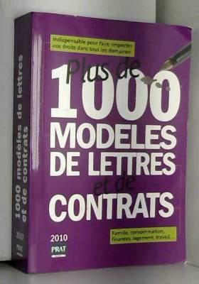Plus de 1000 modèles de...