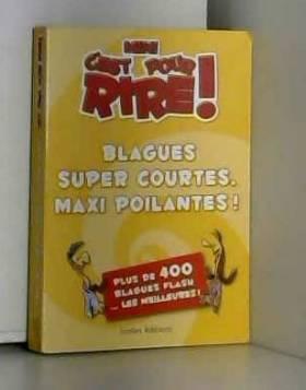 Claude Mocchi - Blagues super courtes, maxi poilantes !