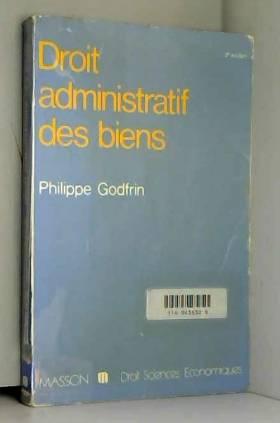 Droit administratif des...
