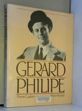 Pierre Cadars - Gérard Philipe