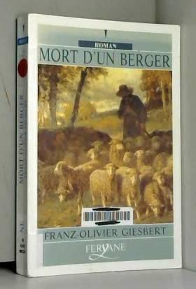 Mort d'un berger [édition...