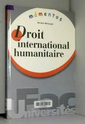 Mémento Droit international...