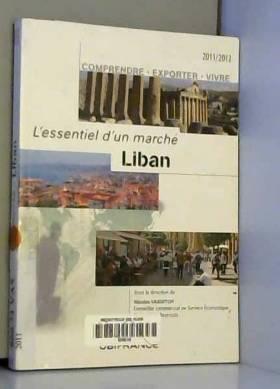 L'essentiel d'un marché Liban