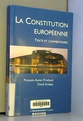 La Constitution Européenne...