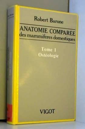 ANATOMIE COMPAREE DES...