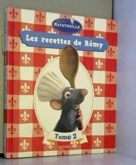 Ratatouille : Les recettes...
