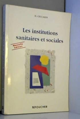 Les institutions sanitaires...