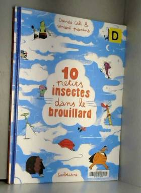 10 petits insectes dans le...