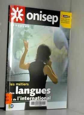 Les métiers des langues et...