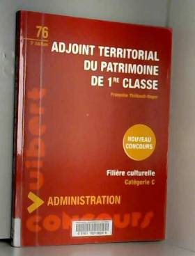 Adjoint territorial du...
