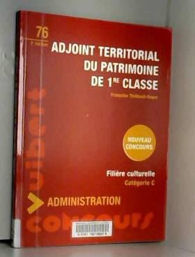 Adjoint territorial du...
