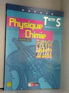 E.S.P.A.C.E Tle S  Physique...