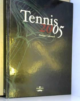 Philippe Callewaert, Sabrina Favre et Cyril... - Tennis 2005