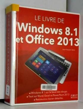 Le livre de Windows 8.1 et...