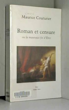 Roman et censure ou La...