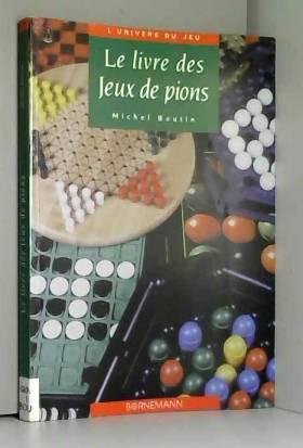 Le livre des jeux de pions