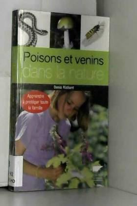 Poisons et venins dans la...