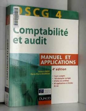 DSCG 4 - Comptabilité et...