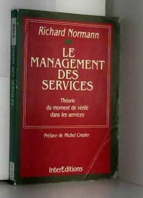 Le management des services...