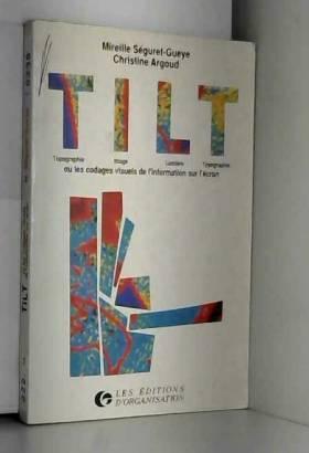 Tilt, topographie, image,...