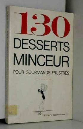 130 desserts minceur pour...