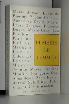 Collectif - Plaisirs de femmes