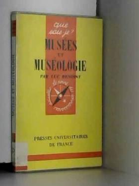 Musées et muséologie.