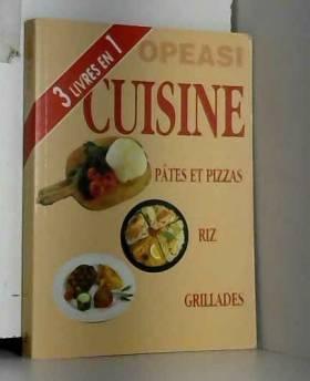 Pâtes et pizzas, riz,...