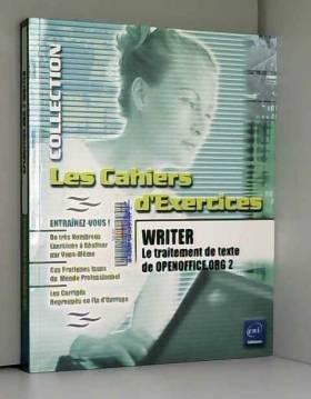 Writer - Le traitement de...