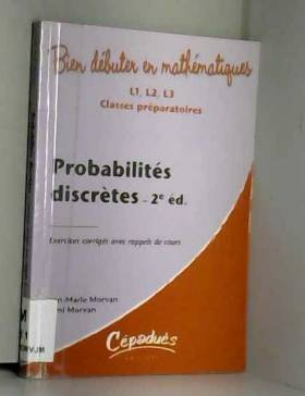Probabilités discrètes :...
