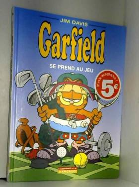 Garfield, Tome 24 :...