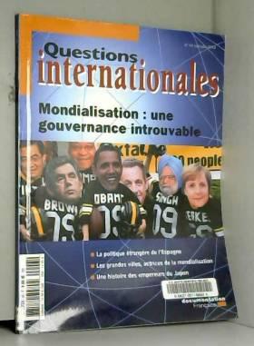 Mondialisation : une...