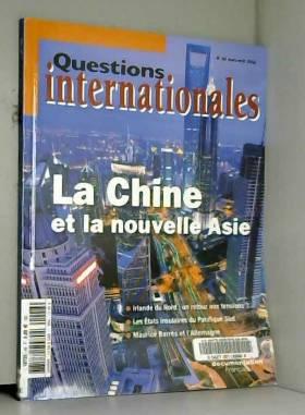 La Chine et la nouvelle...