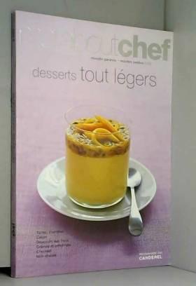 Desserts tout légers !