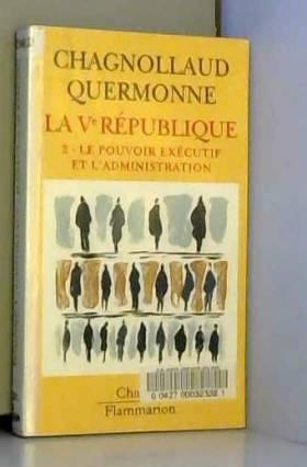 La cinquième République,...