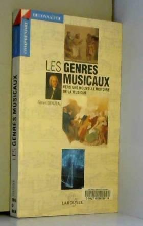 Les genres musicaux, vers...