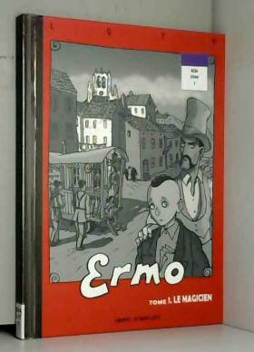 Ermo, Tome 1 : Le magicien