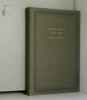 Jean-Paul Sartre - Les mots , collection Soleil