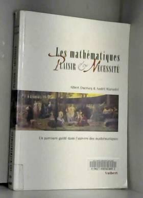 Les mathématiques plaisir...