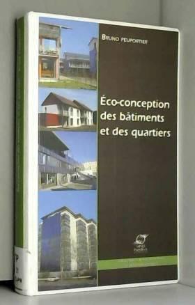 Eco-conception des...