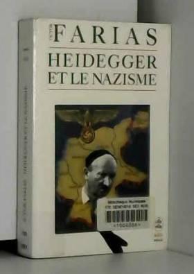 Heidegger et le nazisme