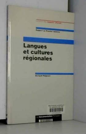 Langues et cultures régionales