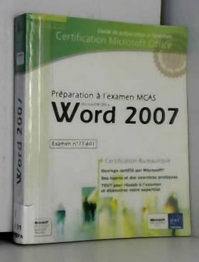 Word 2007 - Préparation à...