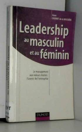 Leadership au masculin et...