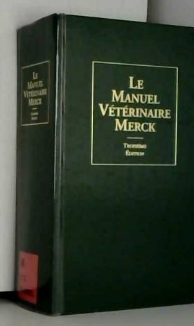 Manuel vétérinaire Merck