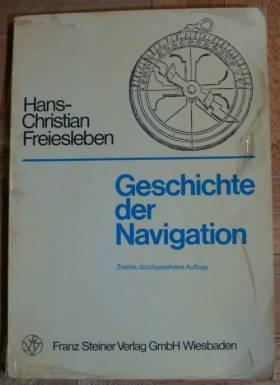 Hans-Christian Freiesleben - Geschichte der Navigation.