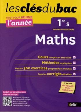 Cls du Bac - Maths 1re S -...
