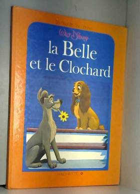 Walt Disney company - La Belle et le Clochard (Le Jardin des rêves)