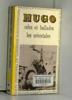 Odes et ballades - Les...